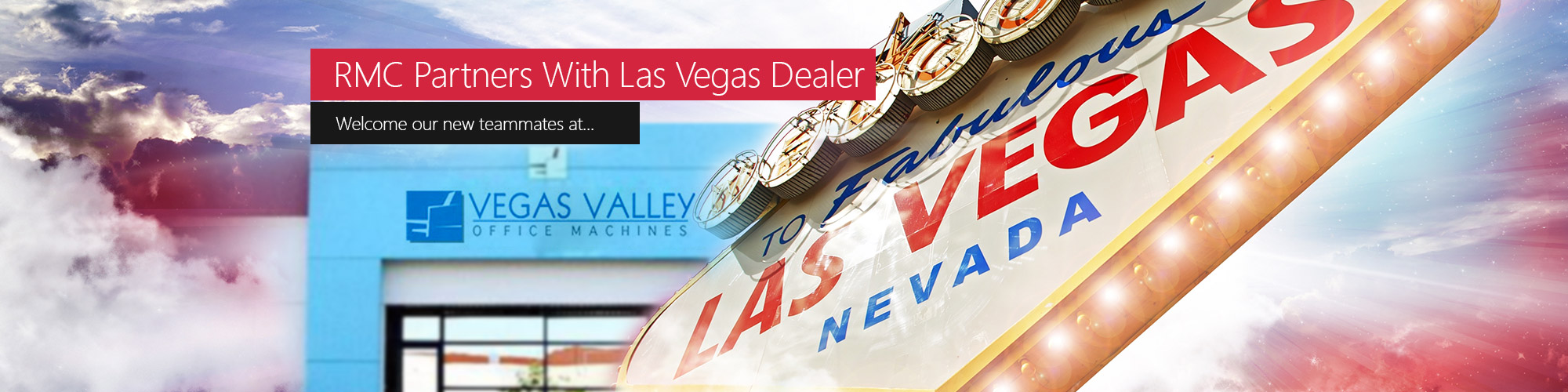 Ray Morgan Acquires Las Vegas Office Machines