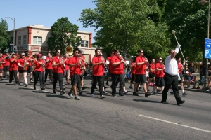 Pioneer Marching Band