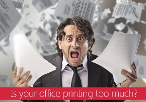 printing too much
