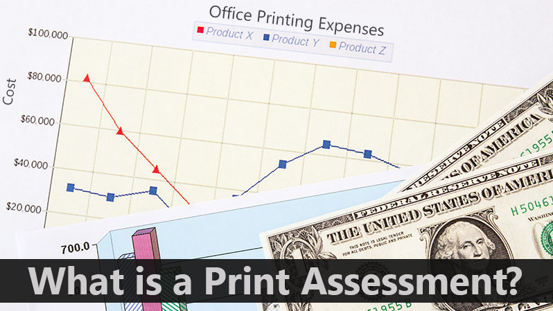 What is a print assessment?