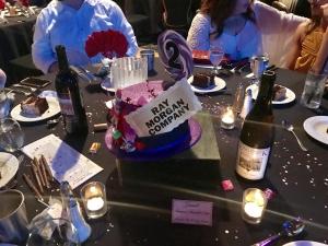 Chocolate Fest Table