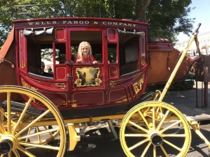 Pioneer Stage Coach