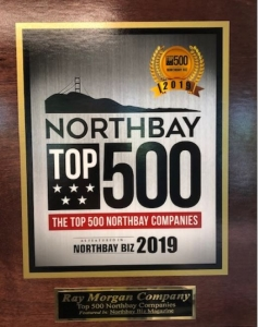 North Bay Award Plaque